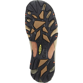 Keen Arroyo II Sandaalit Miehet, black olive/bombay brown